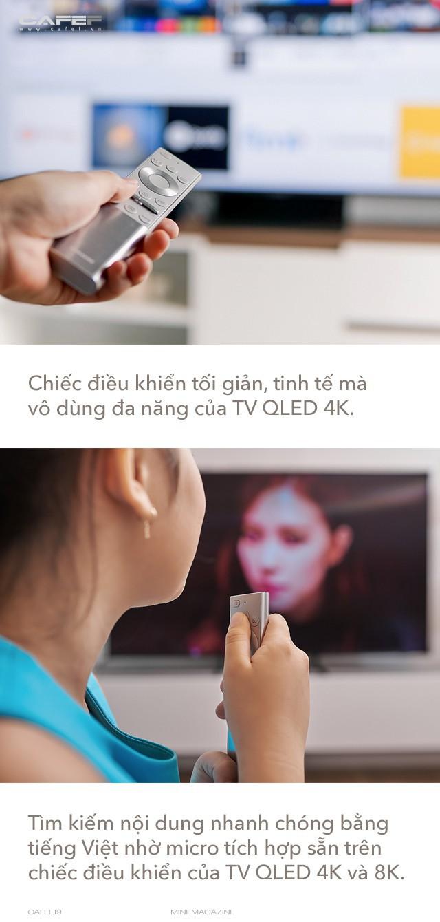 Người mê cái đẹp chắc chắn sẽ yêu mến dòng TV này - Ảnh 11.