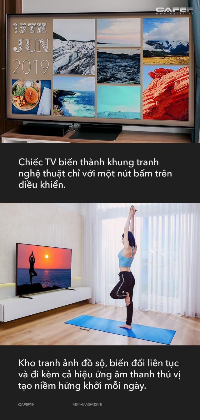 Người mê cái đẹp chắc chắn sẽ yêu mến dòng TV này - Ảnh 8.