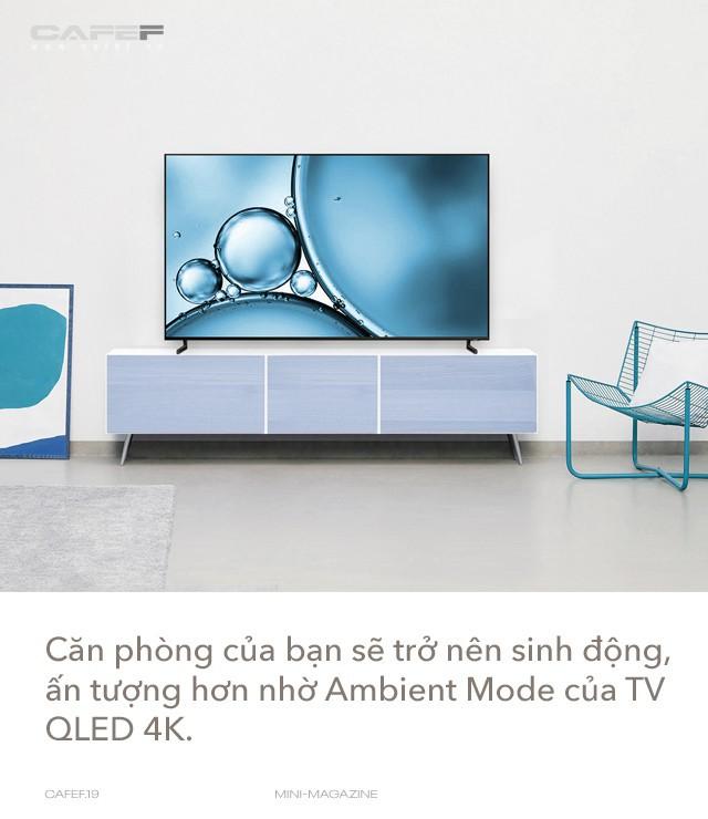Người mê cái đẹp chắc chắn sẽ yêu mến dòng TV này - Ảnh 9.