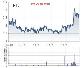 ĐHĐCĐ Petroland (PTL): Cổ đông bức xúc trước việc chuyển nhượng đất giá rẻ cho Đất Xanh, chưa có chỉ tiêu lợi nhuận - Ảnh 1.