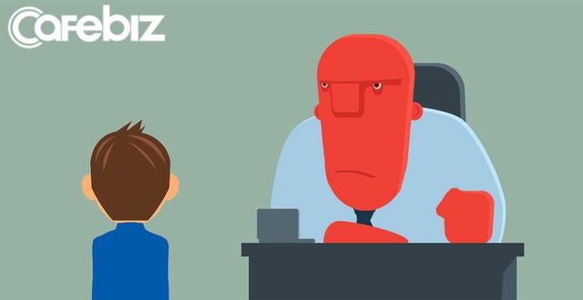 Không ai từ bỏ công việc của mình, họ chỉ từ bỏ sếp tồi: Chỉ điểm những dấu hiệu một vị boss khó ưa gây cản trở sự nghiệp - Ảnh 1.