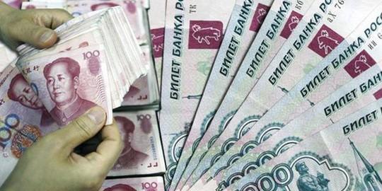 Nga và Trung Quốc bắt đầu từ bỏ USD  - Ảnh 1.
