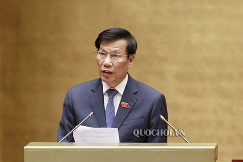 QH chất vấn 4 Bộ trưởng và 1 Phó Thủ tướng: Bộ trưởng Tô Lâm nhận nhiều đề nghị nhất - Ảnh 2.