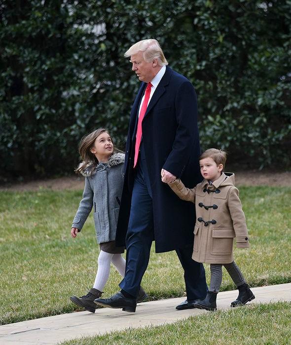 Điều ít biết về 3 nhóc tì đáng yêu, ngắm mãi không biết chán của nữ thần Ivanka Trump - Ảnh 4.