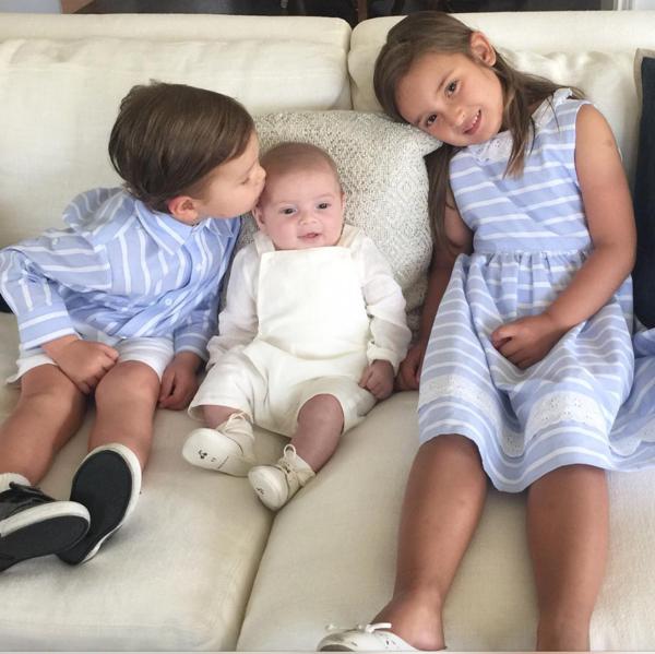 Điều ít biết về 3 nhóc tì đáng yêu, ngắm mãi không biết chán của nữ thần Ivanka Trump - Ảnh 5.