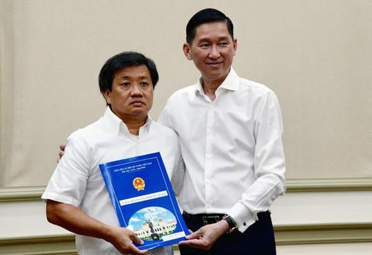 Chủ tịch Nguyễn Thành Phong nói về việc điều chuyển ông Đoàn Ngọc Hải  - Ảnh 1.
