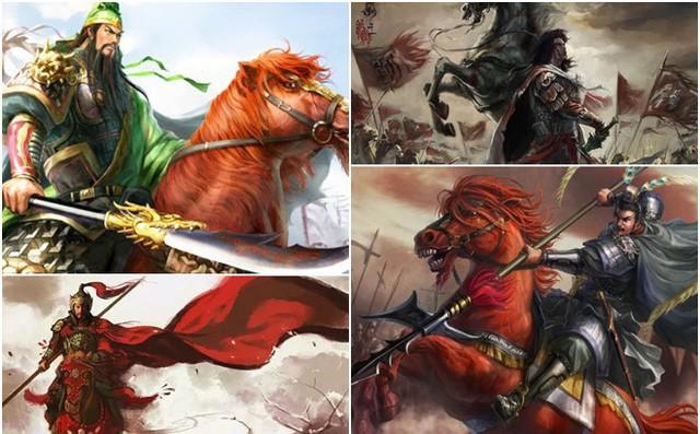 Vượt mặt Quan Vũ, Nhạc Phi, đây mới là nhân vật được xem là đệ nhất chiến thần Trung Quốc - Ảnh 6.