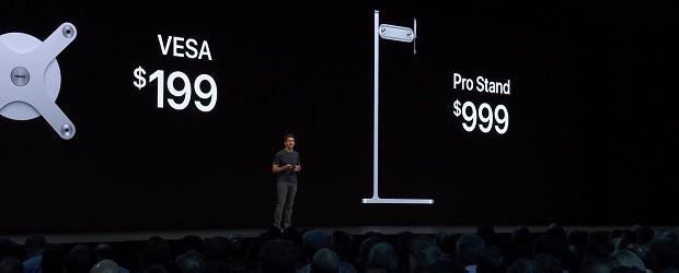 Bán màn hình không kèm kệ đỡ giá 5.000 USD, riêng kệ bán giá 1.000 USD, Apple đang hút máu hay thử sức chịu đựng của người dùng? - Ảnh 1.