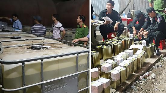 Vụ đại gia Trịnh Sướng bị khởi tố: Thu lợi trăm tỷ đồng từ sản xuất xăng giả - Ảnh 2.