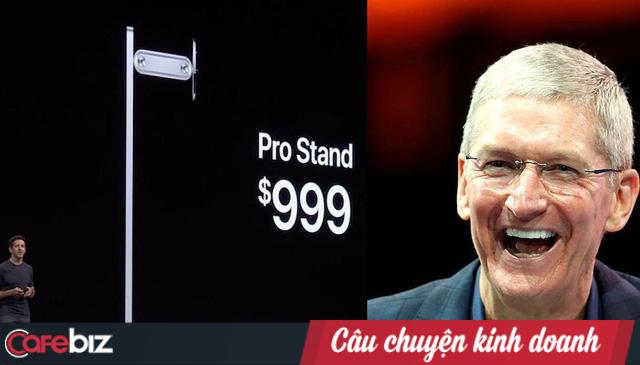Bán màn hình không kèm kệ đỡ giá 5.000 USD, riêng kệ bán giá 1.000 USD, Apple đang hút máu hay thử sức chịu đựng của người dùng? - Ảnh 8.