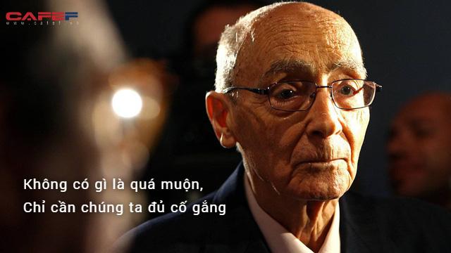 50 tuổi, người thì về hưu an dưỡng tuổi già, người bỗng khởi nghiệp từ tay trắng trở thành triệu phú: Miễn chúng ta chưa chết, chẳng bao giờ là quá muộn để thành công! - Ảnh 2.