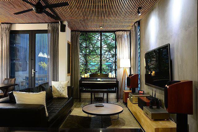 Nhà 1 trệt, 3 lầu thiết kế sang trọng và thoáng mát với chi phí 1,2 tỷ - Ảnh 6.