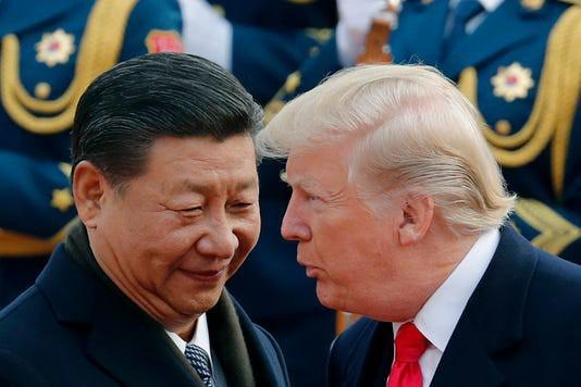 Chủ tịch Trung Quốc Tập Cận Bình: Ông Trump là bạn tôi  - Ảnh 1.