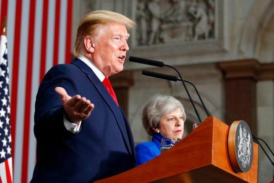 Sự chật vật của châu Âu trong ứng phó chính sách của Trump - Ảnh 1.