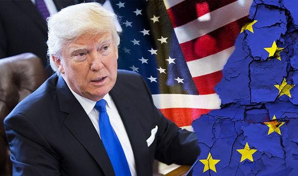 Sự chật vật của châu Âu trong ứng phó chính sách của Trump - Ảnh 2.