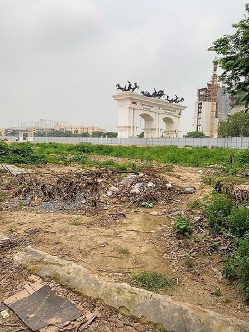 Những mảng xấu, dang dở trong khu đô thị đáng sống bậc nhất Thủ đô - Ảnh 3.