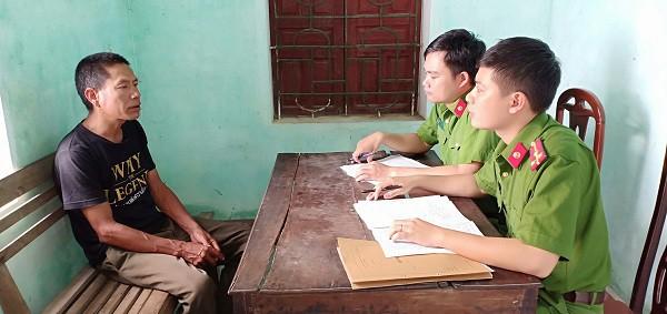 Bắt giam người đàn ông gây vụ cháy rừng lớn nhất Hà Tĩnh suốt 4 ngày - Ảnh 3.