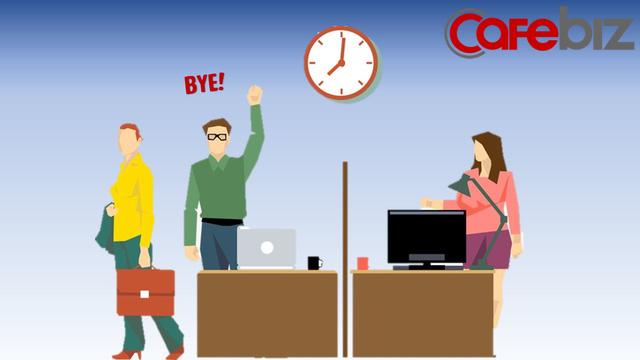 Quyết định mấy giờ tan ca không phải ở sếp mà là chính bạn: Người làm việc không có kế hoạch và tinh thần, cả đời không thể thành công! - Ảnh 2.