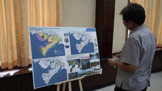 Điều chỉnh quy hoạch chung và quy hoạch sử dụng đất TP Vũng Tàu - Ảnh 3.