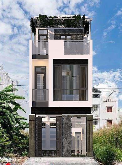 Mẫu nhà 2 tầng chi phí 800 triệu đồng đẹp miễn chê - Ảnh 1.