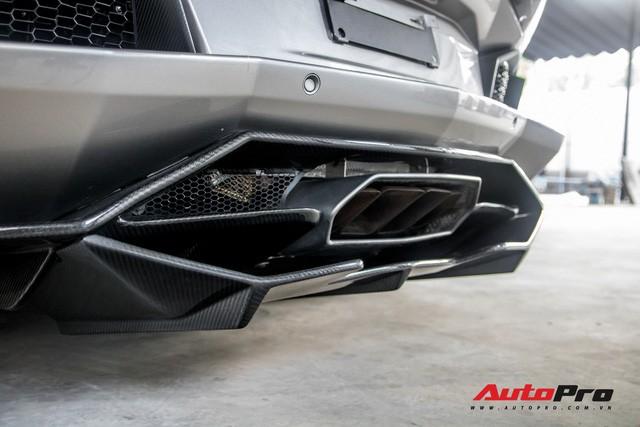Đánh giá nhanh Lamborghini Aventador độ DMC - xế cưng một thời của doanh nhân Đặng Lê Nguyên Vũ - Ảnh 18.