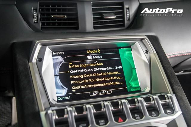 Đánh giá nhanh Lamborghini Aventador độ DMC - xế cưng một thời của doanh nhân Đặng Lê Nguyên Vũ - Ảnh 22.