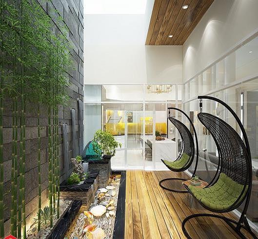 Mẫu nhà 2 tầng chi phí 800 triệu đồng đẹp miễn chê - Ảnh 6.