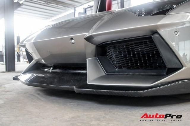 Đánh giá nhanh Lamborghini Aventador độ DMC - xế cưng một thời của doanh nhân Đặng Lê Nguyên Vũ - Ảnh 8.