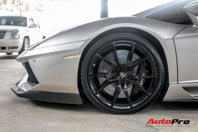 Đánh giá nhanh Lamborghini Aventador độ DMC - xế cưng một thời của doanh nhân Đặng Lê Nguyên Vũ - Ảnh 10.