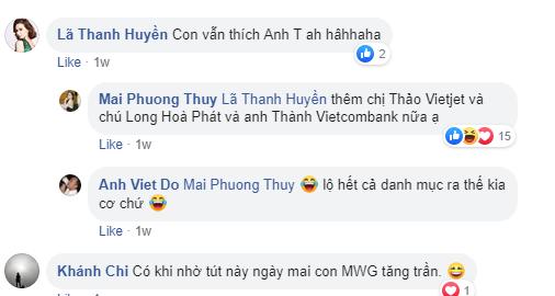"""Hoa hậu Mai Phương Thúy tự nhận """"đầu tư chứng khoán là nghề chính"""", đang thắng lớn với cổ phiếu Vietcombank - Ảnh 5."""
