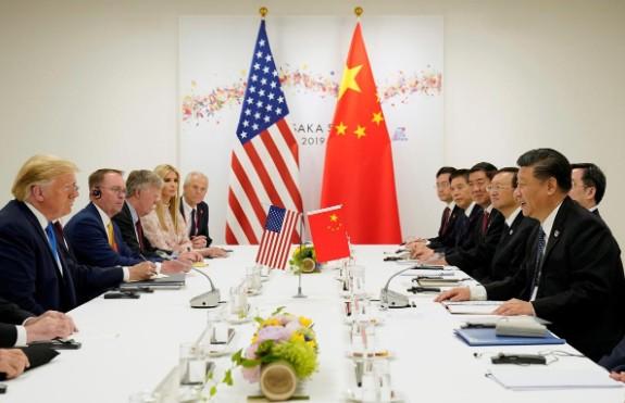 Chiến tranh thương mại với Trung Quốc - nền tảng tiềm năng để Trump tái đắc cử - Ảnh 1.