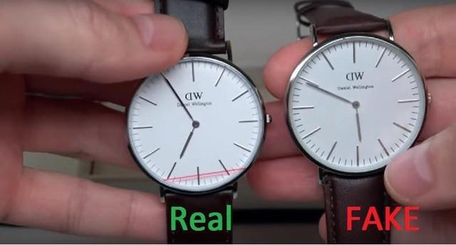 Ma trận đồng hồ thật giả lẫn lộn, đâu là cách để người tiêu dùng có thể bảo vệ chính mình? - Ảnh 1.