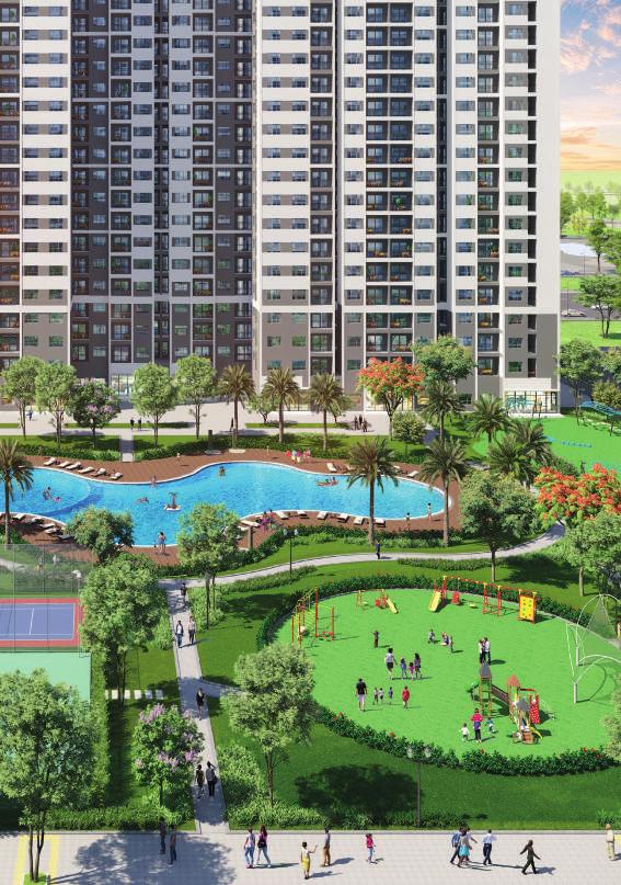 [Đánh Giá Dự Án] 3 dự án chung cư có giá trên dưới 2 tỷ đồng đang được quan tâm nhất khu Đông Sài Gòn - Ảnh 2.