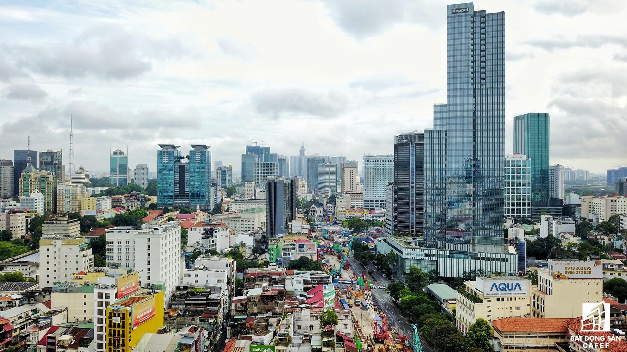 Có một phố Wall ngay lòng trung tâm TPHCM, giá mỗi m2 nhà đất lên đến cả tỷ đồng - Ảnh 20.