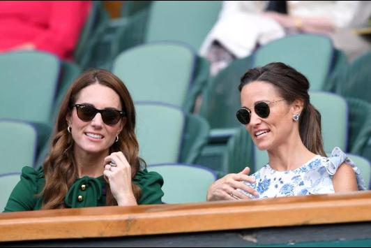 Thực hư chuyện Meghan Markle tự ý bỏ về, để mặc chị dâu Kate một mình khi cả hai cùng xem trận đấu quần vợt đang gây xôn xao dư luận - Ảnh 2.