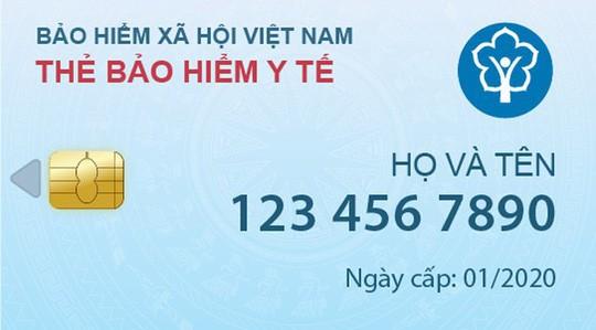 Từ tháng 1-2020 sẽ phát hành thẻ BHYT điện tử  - Ảnh 1.