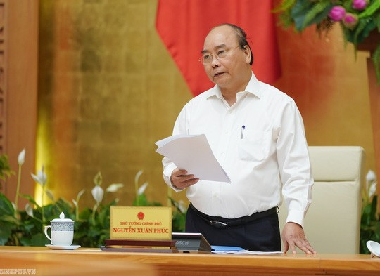"""Thủ tướng: DN nhà nước phải có chiến lược, tránh """"nóng đâu phủi đấy"""" - Ảnh 1."""