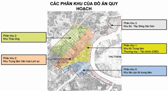 Có một phố Wall ngay lòng trung tâm TPHCM, giá mỗi m2 nhà đất lên đến cả tỷ đồng - Ảnh 1.