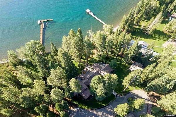 Mark Zuckerberg và giới tỷ phú đổ tiền vào đất đai quanh Hồ Tahoe