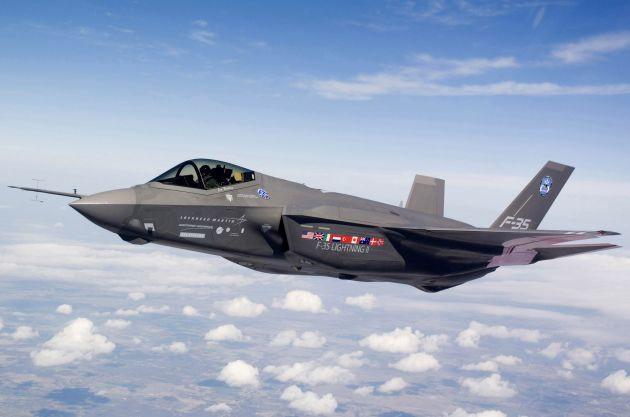 Lý do bất ngờ khiến Trung Đông căng như dây đàn: Những chiếc F-35 của Mỹ - Ảnh 2.