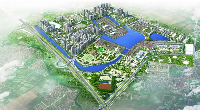 Siêu dự án 420ha tại Gia Lâm vừa được chuyển nhượng một phần cho đại gia bất động sản nào? - Ảnh 2.