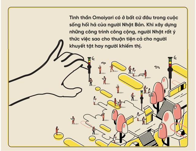 """Khi """"nghĩ cho người khác"""" trở thành một triết lý cuộc đời: Từ Omoiyari nghĩ về cách sống của người Nhật Bản - Ảnh 2."""