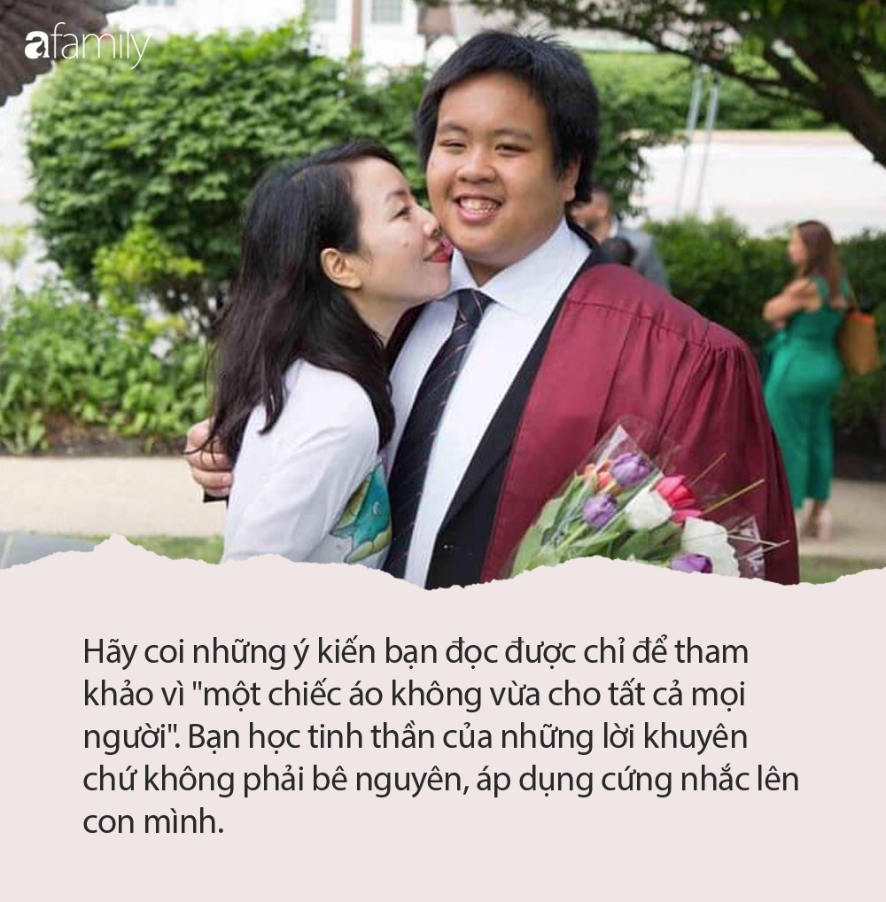 Mẹ Đỗ Nhật Nam: Đừng để trẻ nghĩ rằng, nhiệm vụ của cuộc đời chúng chỉ là để vượt qua các kì thi và làm cha mẹ hài lòng - Ảnh 1.