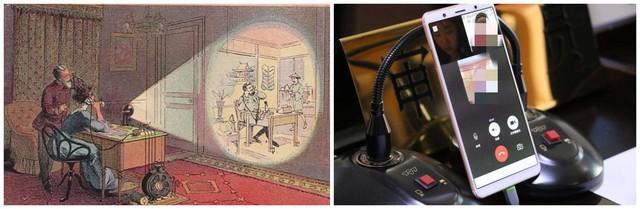 100 năm trước con người mơ gì thì ngày nay nhờ khoa học công nghệ chúng đều đã thành sự thật - Ảnh 15.
