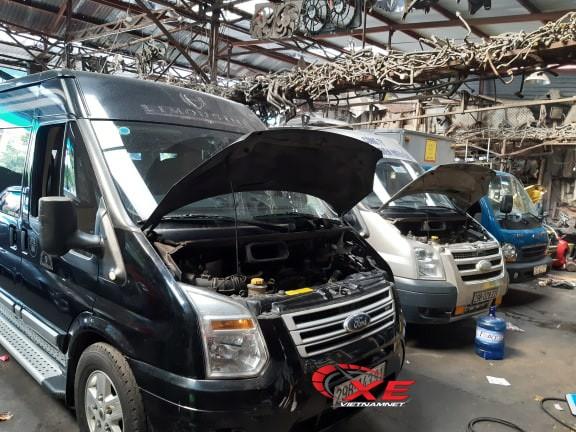 Điều hòa ô tô dở chứng ngày nắng nóng, garage quá tải - Ảnh 4.