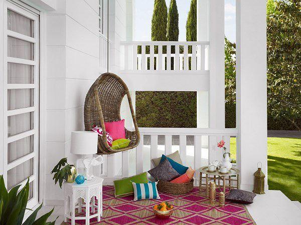 Trang trí nhà mát mắt trong mùa hè oi ả nhờ các gam màu tinh tế - Ảnh 3.
