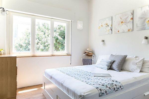 Trang trí nhà mát mắt trong mùa hè oi ả nhờ các gam màu tinh tế - Ảnh 6.