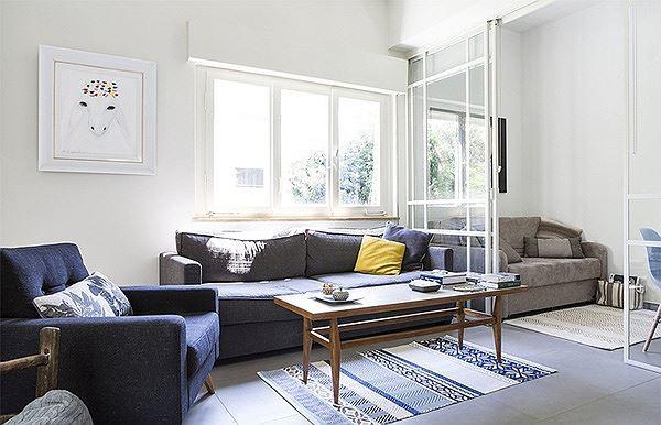 Trang trí nhà mát mắt trong mùa hè oi ả nhờ các gam màu tinh tế - Ảnh 7.