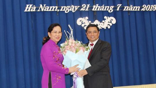 Bộ Chính trị chỉ định Phó chủ nhiệm Ủy ban Kiểm tra TƯ làm Bí thư Hà Nam - Ảnh 1.