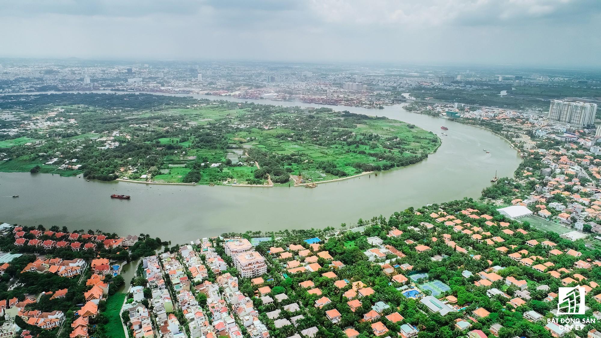 Nhà giàu cũng khóc trong những khu biệt thự sang chảnh bậc nhất Sài Gòn - Ảnh 9.